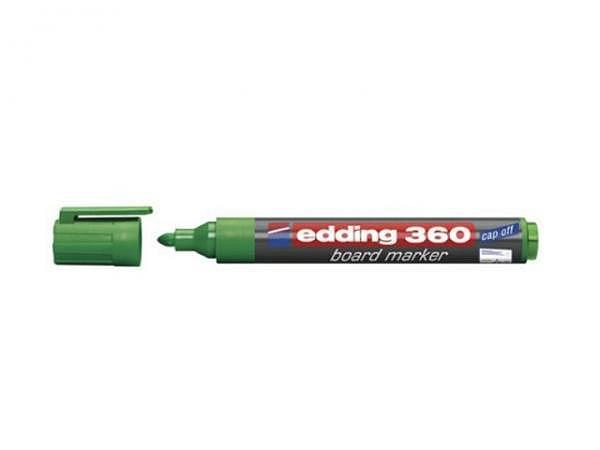 Filzstift Edding 360 Whiteboard grün 1,5-3mm