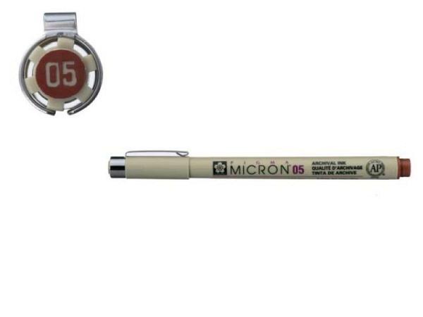 Filzstift Schneider Fineliner 911 rot 0,4mm, nachfüllbar