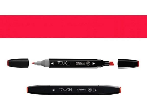 Filzstift Touch 11 Doppelspitz Carmine 1,5-6mm/1mm