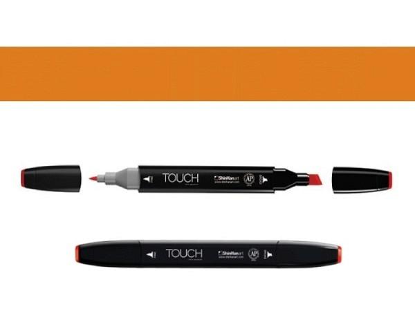Filzstift Touch 103 Doppelspitz Potato Brown 1,5-6mm/1mm