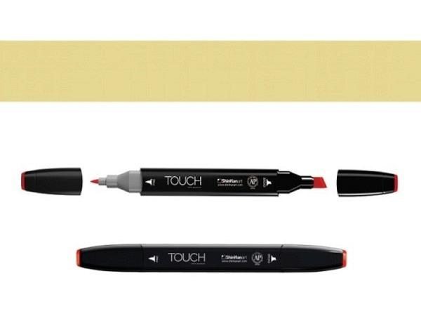 Filzstift Touch 104 Doppelspitz Brown Grey, 1,5-6mm/1mm