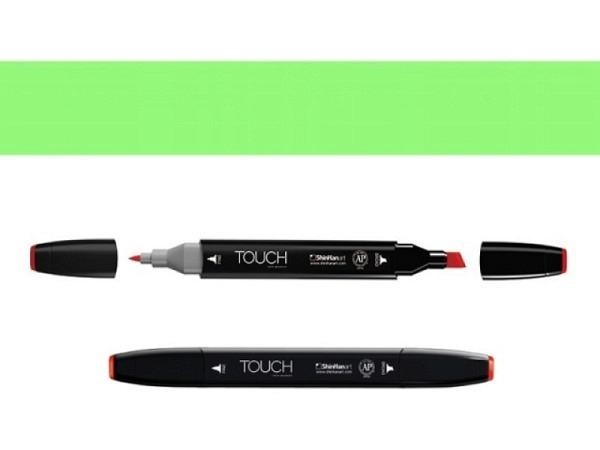 Filzstift Touch 172 Doppelspitz Specturm Green 1,5-6mm/1mm
