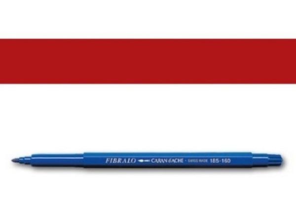 Filzstift Caran dAche Fibralo dunkelkarmin 0185.089