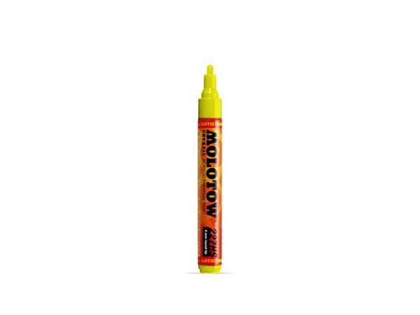 Filzstift Molotow One4all 4mm Crossover 006 yellow