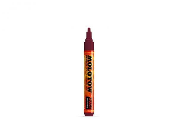 Filzstift Molotow One4all 4mm Crossover 086 burgundy