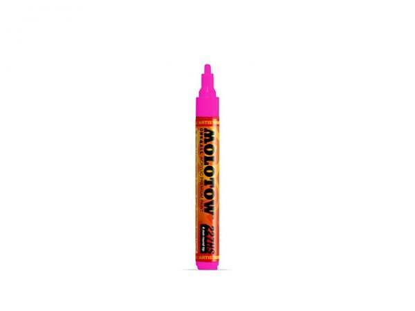 Filzstift Molotow One4all 4mm Crossover 200 neon pink