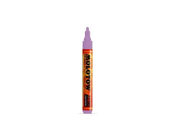 Filzstift Molotow One4all 4mm Crossover 201 lilac pastel