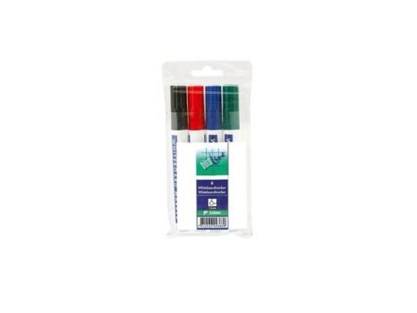 Filzstift Büroline für Whiteboard rot, geruchsarm, ca 1-5mm
