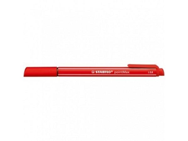 Filzstift Stabilo 488 PointMax karmin 48, 0,8mm
