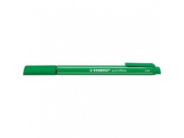 Filzstift Stabilo 488 PointMax grün 36, 0,8mm