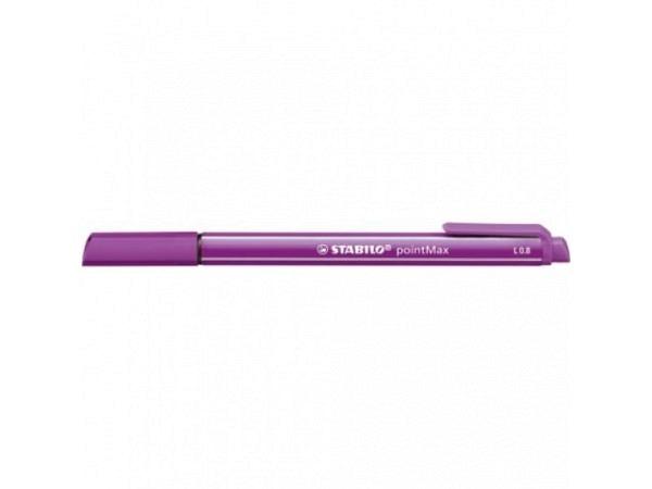Filzstift Stabilo 488 PointMax lila 58, 0,8mm