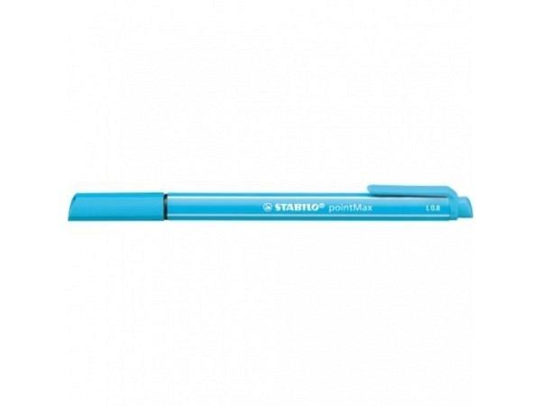 Filzstift Stabilo 488 PointMax himmelblau 57, 0,8mm