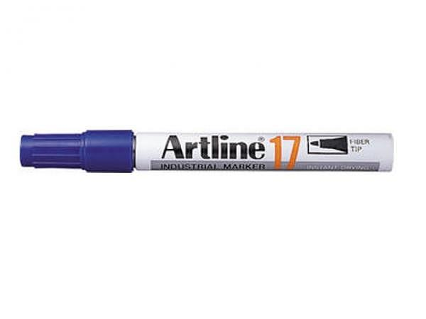Filzstift Artline Industial Marker 17 blau