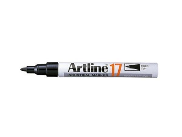 Filzstift Artline Industial Marker 17 schwarz