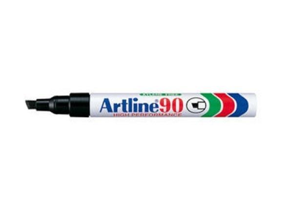 Filzstift Artline 90 Permanent Marker schwarz