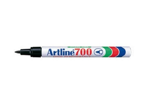 Filzstift Artline 700 Permanent Marker schwarz