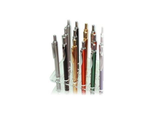 Kugelschreiber Lindauer Mini mit kleinen Löchern