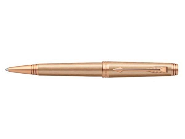 Kugelschreiber Parker Premier Monochrome Pink Gold PVD
