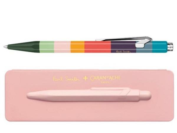 Kugelschreiber Caran dAche 849 Paul Smith Edition 3 rose pink