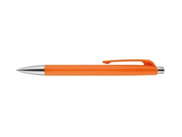 Kugelschreiber Caran dAche 888 Infinite Colourfull orange