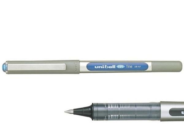 Roller Uniball Eye UB-157 blau, Strichbreite 0,5mm
