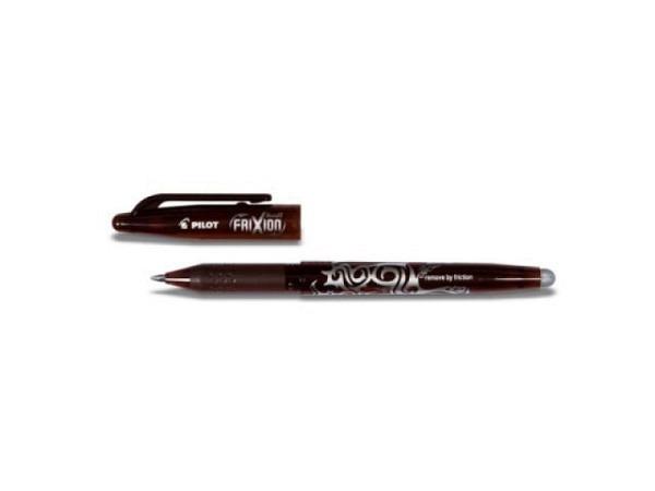 Roller Pilot Frixion braun radierbarer Stift 0,7mm breit