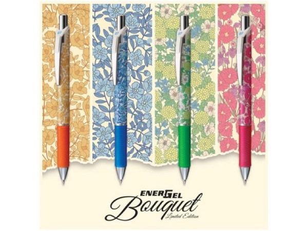 Roller Pentel Energel BL77FLC 0,7mm Flower Limited Edition