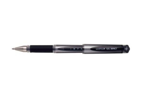 Roller Uniball Gel Impact UM-153S 0,7mm schwarz