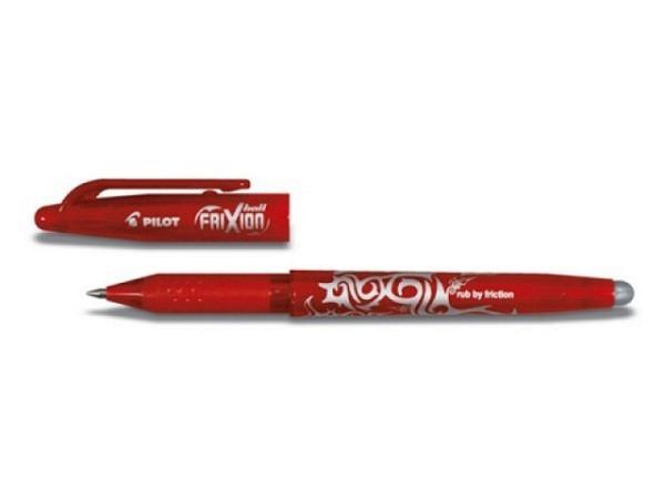 Roller Pilot Frixion rot radierbarer Stift 0,7mm breit