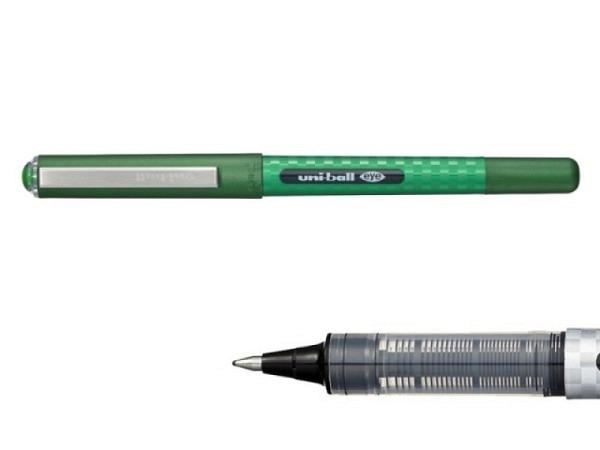 Roller Uniball Eye Design UB-157D grün, 0,7mm