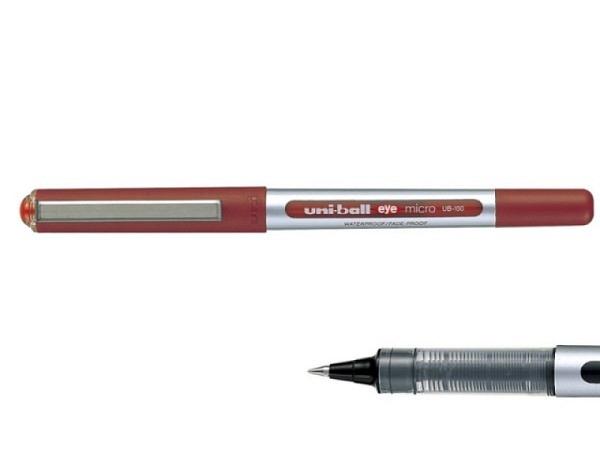 Roller Uniball Eye UB-150 rot, Strichbreite 0,3mm
