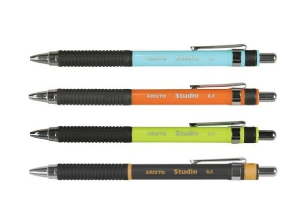 Feinminenstift Aristo Studio 0,5mm farbig assortiert
