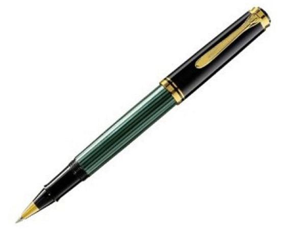 Feinminenstift Pelikan Souverän Black-Green D600
