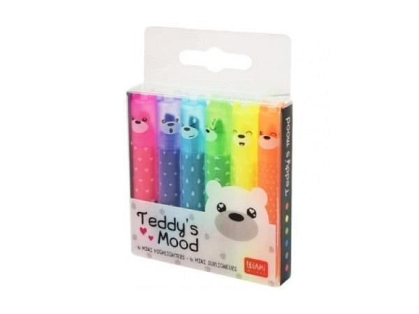 Leuchtstift Caran d'Ache Fibralo breit Fluo Line grün