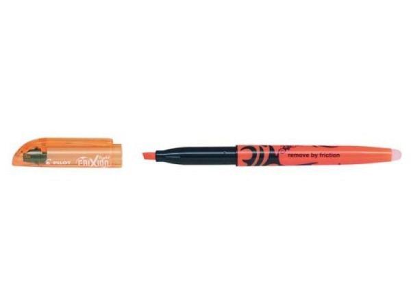 Leuchtstift Pilot Frixion orange, SW-FL, ausradierbar