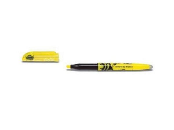 Leuchtstift Pilot Frixion gelb, SW-FL, ausradierbar