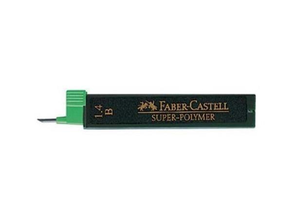Mine Faber-Castell 1,4mm B 6Stk. für Feinminenstift