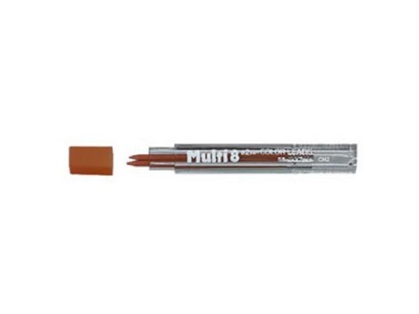 Mine Pentel 2mm für PH158 2Stk. braun