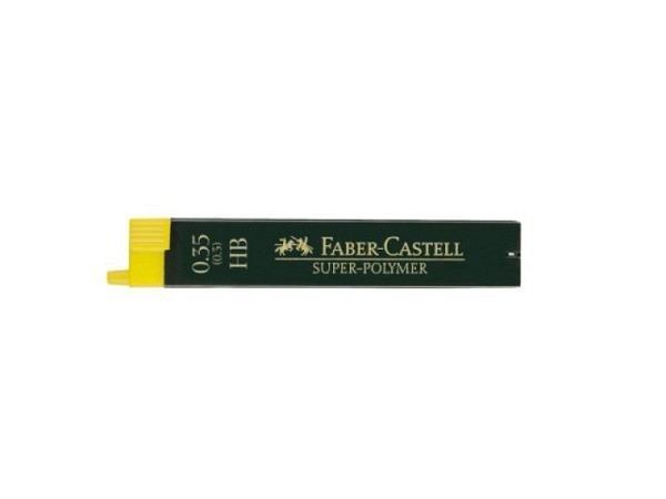 Mine Faber-Castell 0,35mm HB Dose mit 12Stk