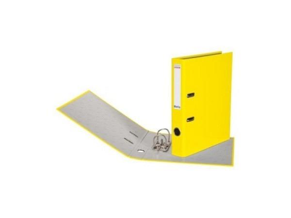 Ordner Biella Bundesordner A4 4cm gelb