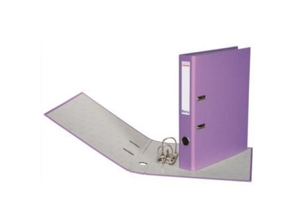 Ordner Biella Bundesordner A4 4cm violett