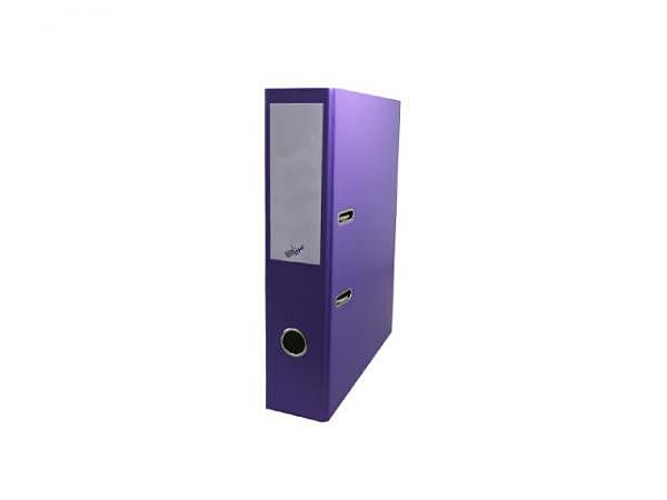Ordner Büroline A4 2Ring 7cm violett
