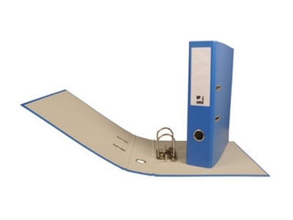 Ordner Biella Plasticolor A4 2Ring 4cm bordeaux
