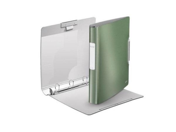 Ordner Leitz Active Style SoftClick A4 seladon grün