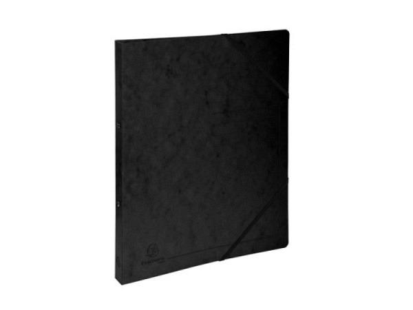 Ringbuch Biella TopColor mit Gummiband A4 20mm grün