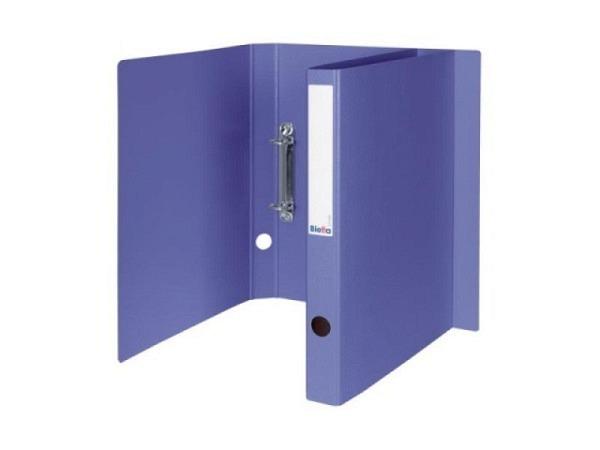 Ringbuch Biella Viria A4 2-Ring 31mm breit, violett