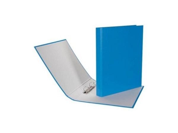 Ringbuch Biella Ringoplast A4 2-Ring 20mm blau
