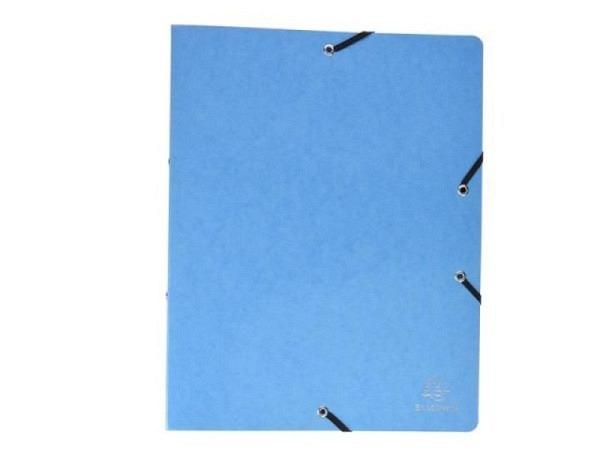 Ringbuch Exacompta Iderama A4 2-Ringe hellblau