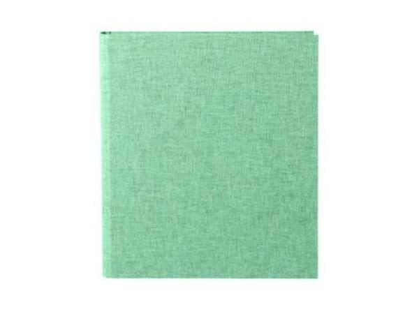 Ringbuch Aurora blau A4 4Ring, Umschlag plastifiziert