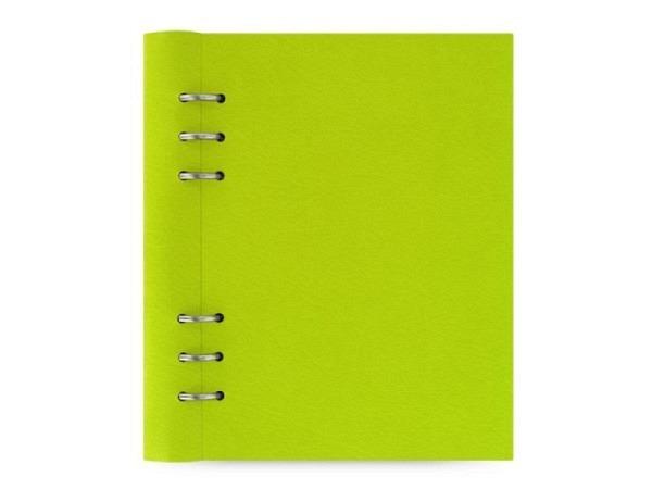 Ringbuch Filofax Clipbook A5 birne Kunstleder Softcover